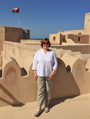 Meike im Oman