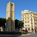 Place d'Etoile in Beirut.
