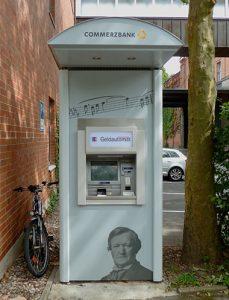 Geldautomat in Bayreuth