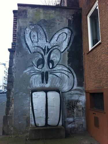Streetart in Wuppertal