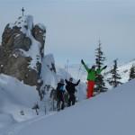 Schneeschuhwanderung in Kleinarl