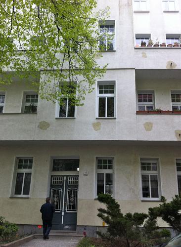 Haus in Berlin Baumschulenweg