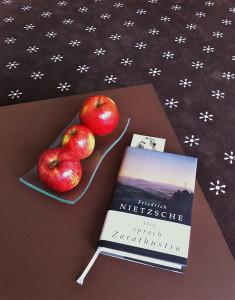 Empfang mit Nietzsche