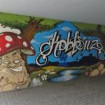Streetart in Koblenz