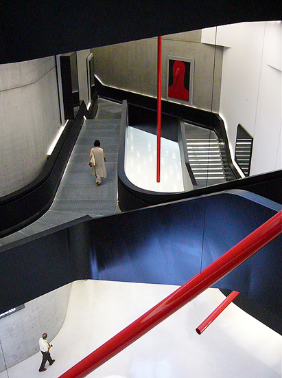 Museo MAXXI in Rom