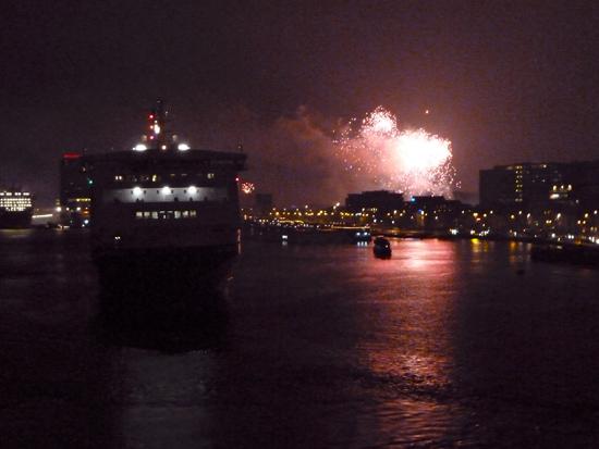 Silvesterreise in den Amsterdamer Hafen