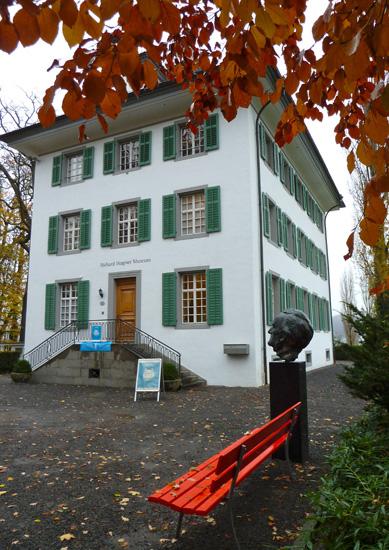 Richard Wagner Museum in Luzern