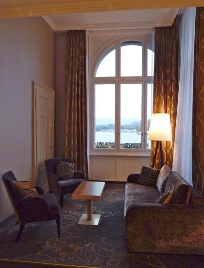 Wagner-Suite im Schweizerhof