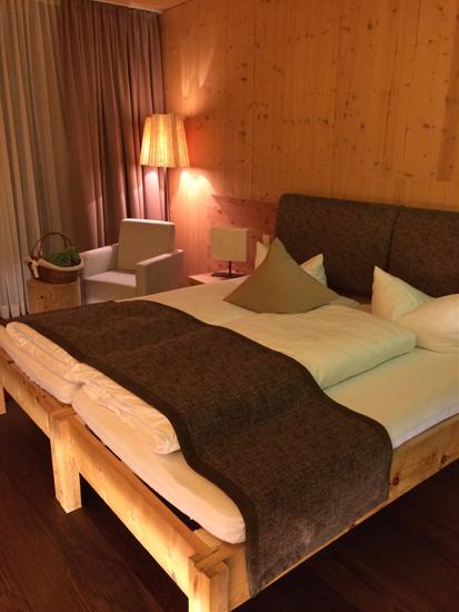 Zimmer im Hotel Zedernklang