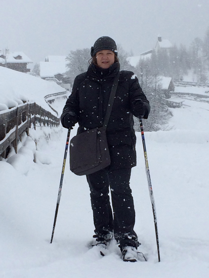 Schneeschuhwanderung in Osttirol