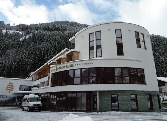 Hotel Zedernklang in Osttirol