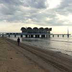 Am Strand von Lignano Sabbiadoro
