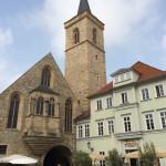 Wenigemarkt in Erfurt
