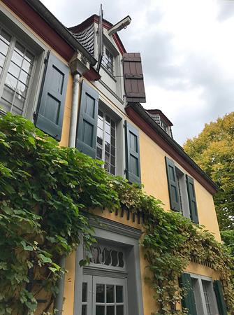 Das Geburtshaus von Beethoven