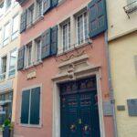 Beethovens Geburtshaus - das Vorderhaus