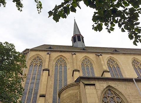 Die Pfarrkirche St. Remigius in Bonn