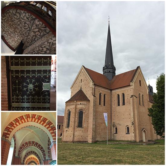 Die Klosterkirche in Doberlug