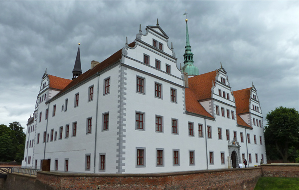 Schloss Doberlug in Brandenburg
