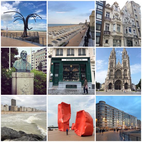 Bilder aus Ostende