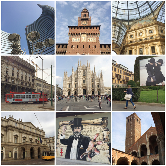 mymeilengram – Mailand