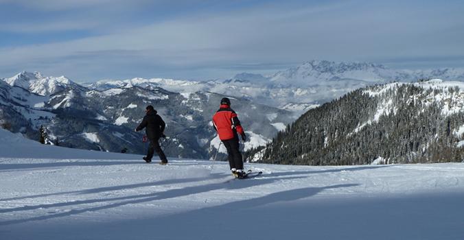 Skigebiet Kleinarl