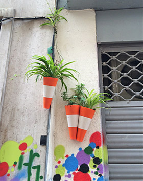 Upcycling in Marseille