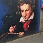 Beethoven - Streetart
