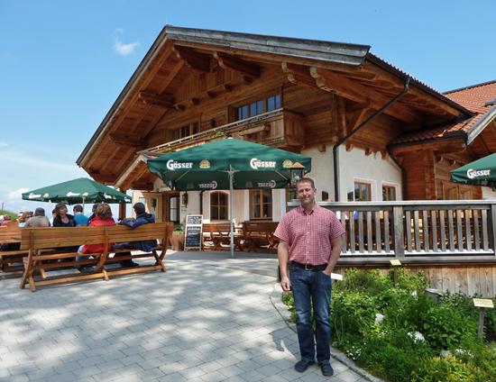 Alpengasthof Aschinger Alm