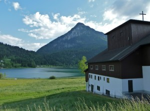 Passionsspielhaus in Thiersee