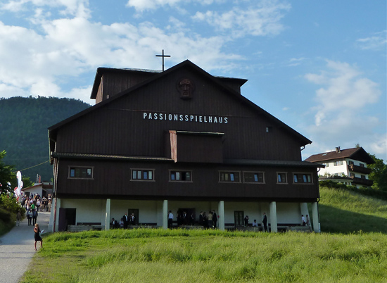 Thiersee Passionsspielhaus