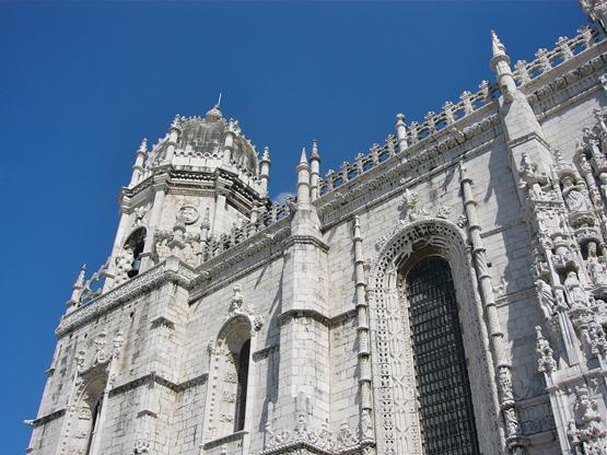 Hieronymitenkloster in Belém, Lissabon