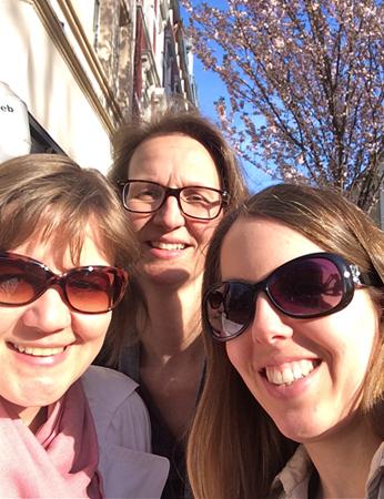 3 Reisebloggerinnen