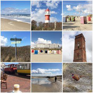 Bilder von Borkum