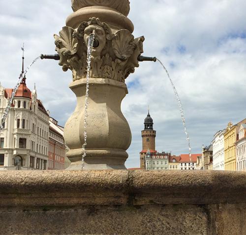 Brunnen in Görlitz
