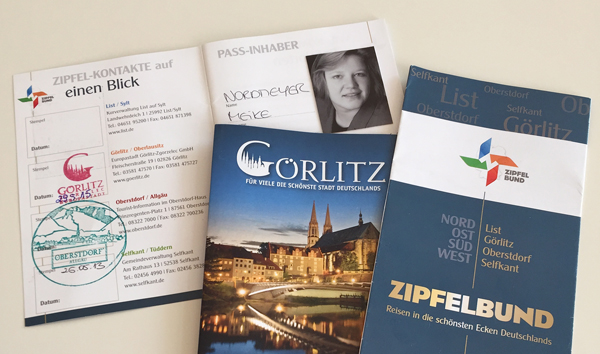 Stempel der Zipfelstadt Görlitz