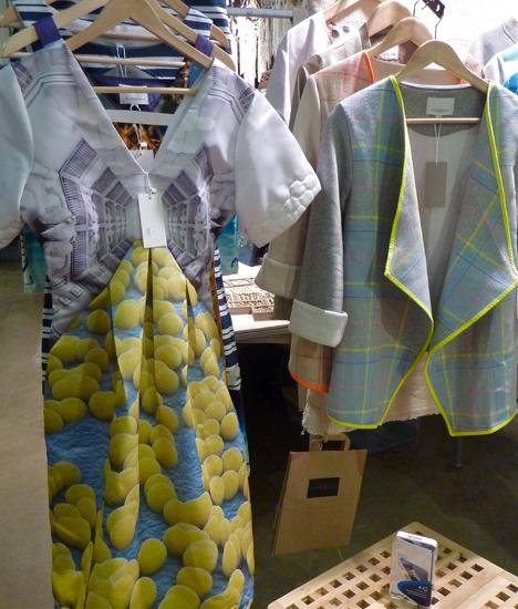 Ausgefallene Kleidungsstücke