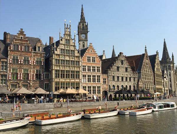 Das mittelalterliche Gent