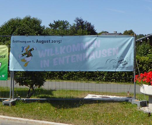 Willkommen in Entenhausen