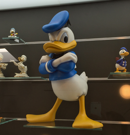 Donald - Bewohner von Entenhausen