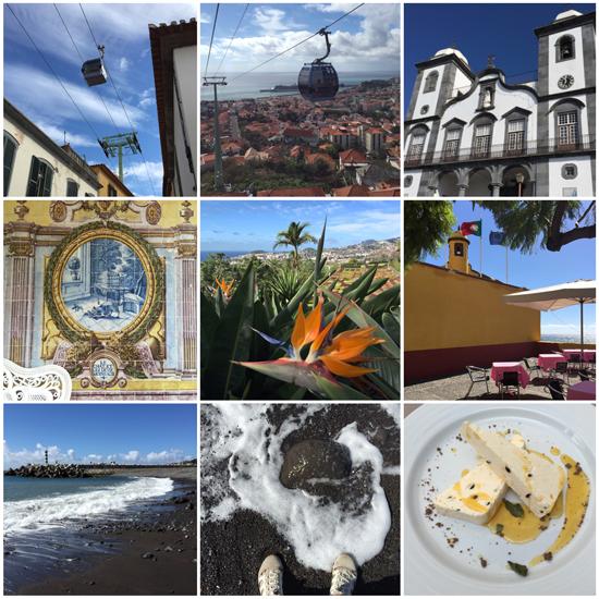 Bilder aus Madeira