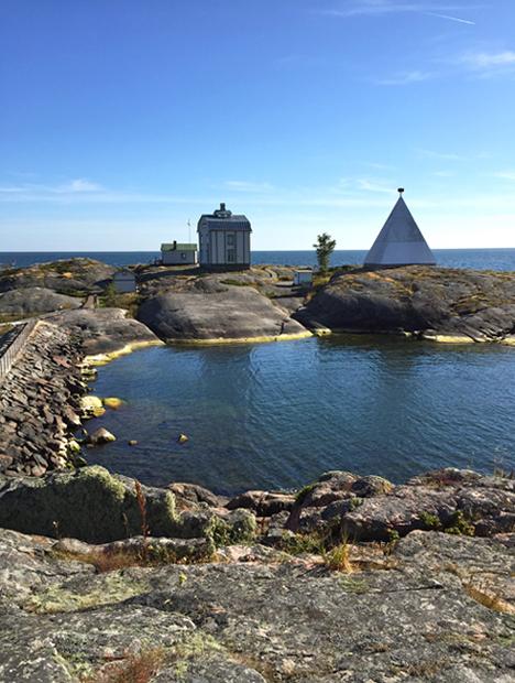 Kobba Klintar - eine Schäre der Åland-Inseln