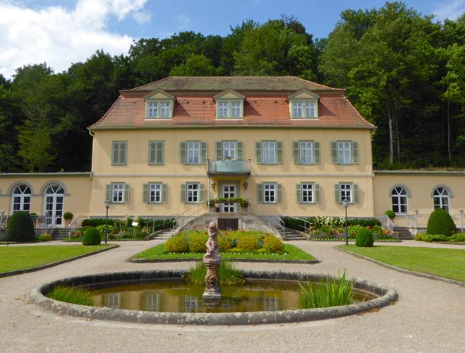 Fürstenhof in Bad Brückenau