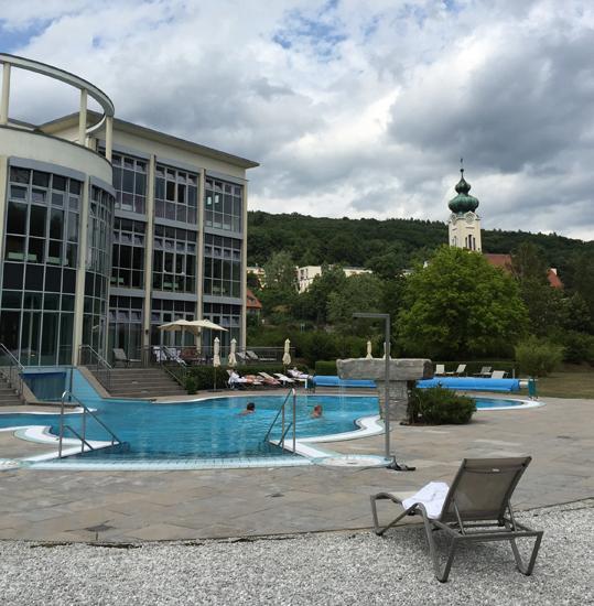 Wellness in Bad Brückenau