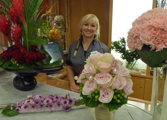 Floristin Anke Licht