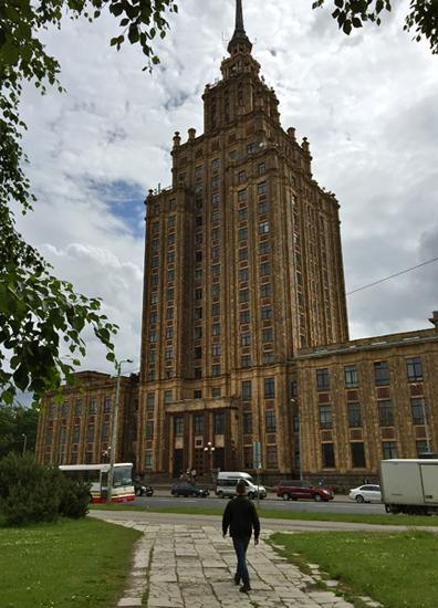 Akademie der Wissenschaften in Riga