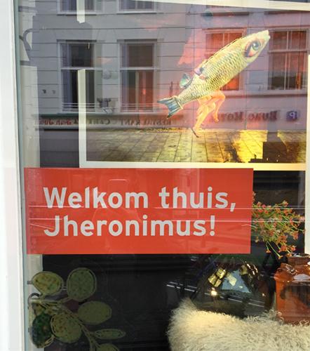 Schaufenster in 's-Hertogenbosch
