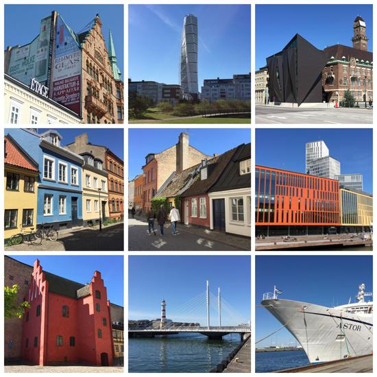 Bilder aus Malmö