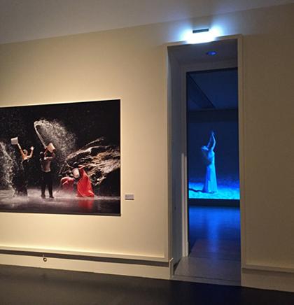 """Ausstellung """"Pina Bausch und das Tanztheater"""""""
