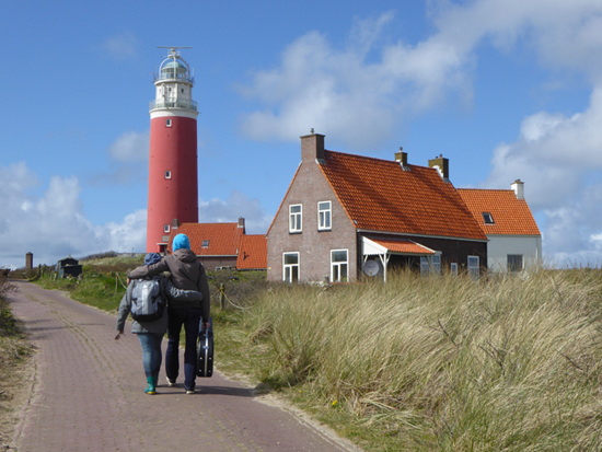 Leuchtturm von Texel