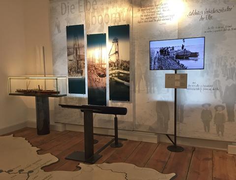 Im Elbschifffahrtsmuseum